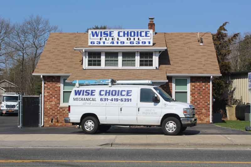 Heating Oil in Panamoka, NY | Wise Choice Fuel Oil